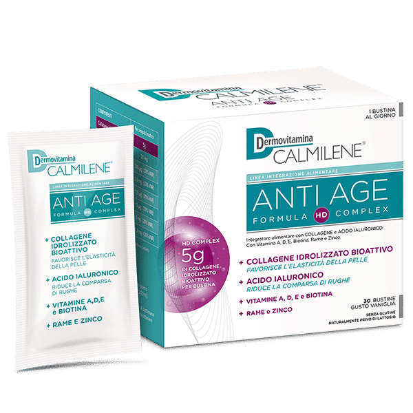 Dermovitamina Calmilene® ANTI-AGE Formula HD Complex