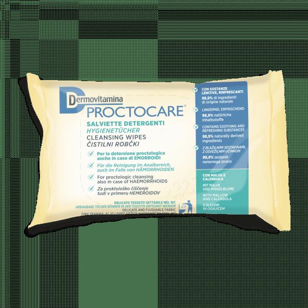 Dermovitamina Proctocare® Salviette